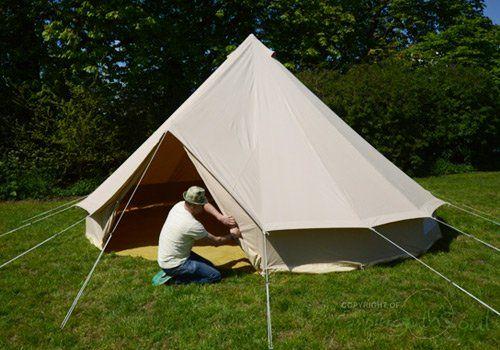 6 metre Ultimate Bell Tent
