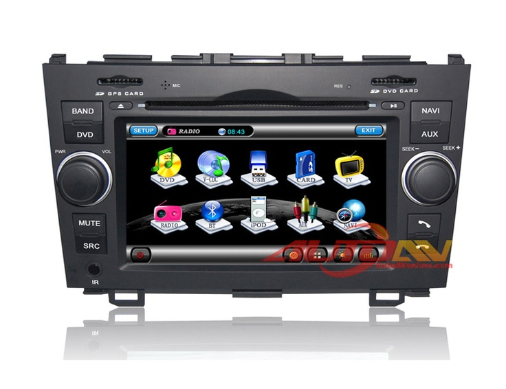 honda pilot dvd player