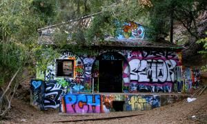 How to visit California's secret, abandoned Nazi compound from WWII - Posted on Roadtrippers.com!