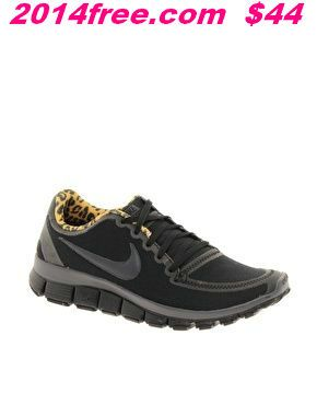 Simple black Nike Frees are a must have for every active girl's wardrobe. #shoes #style #nike only $48      #New #Running #Shoes #2014
