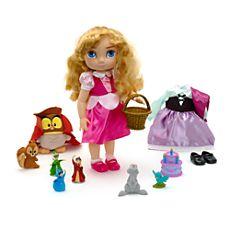 Sleeping Beauty Aurora Animator Doll Gift Set