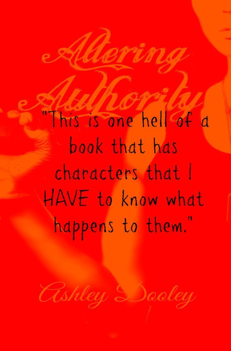 Altering Authority #Review #Books #Bookstoread #ToReadList #Amazon #Canadian #Author