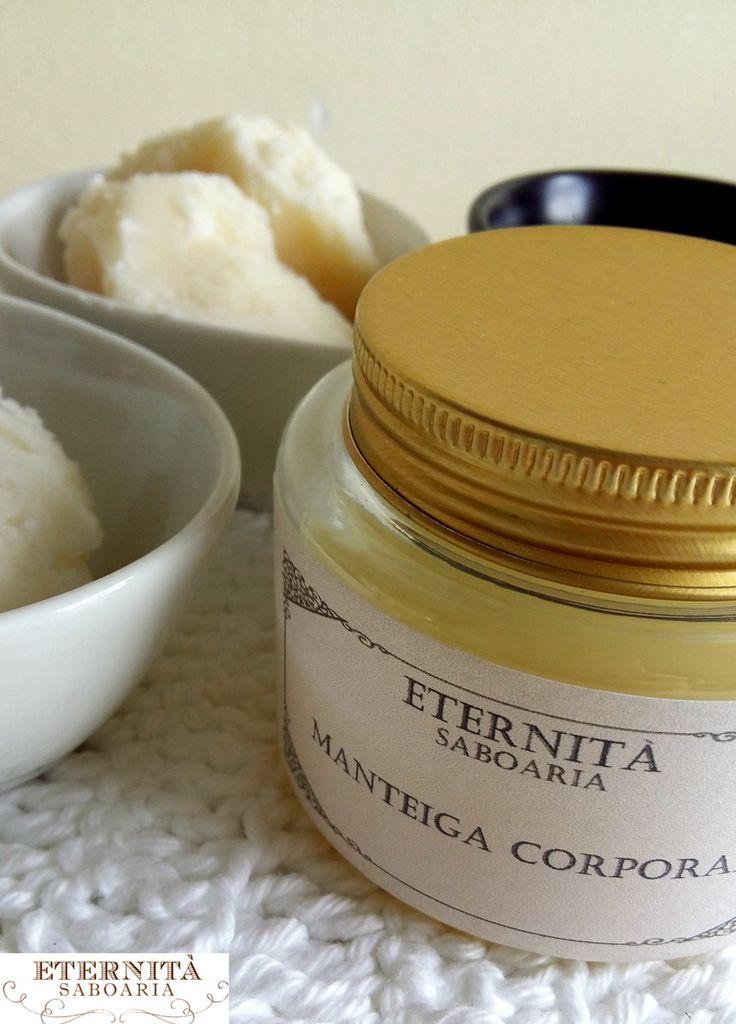 Manteiga Corporal Natural