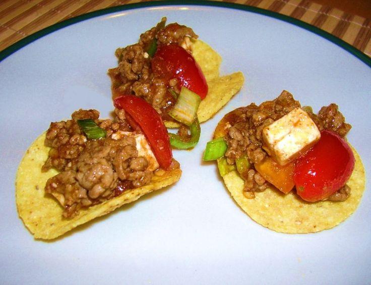 Taco chips jauheliha - Kotikokki.net