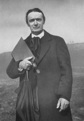 rudolf steiner: austrian philosopher, social thinker, architect and esotericist