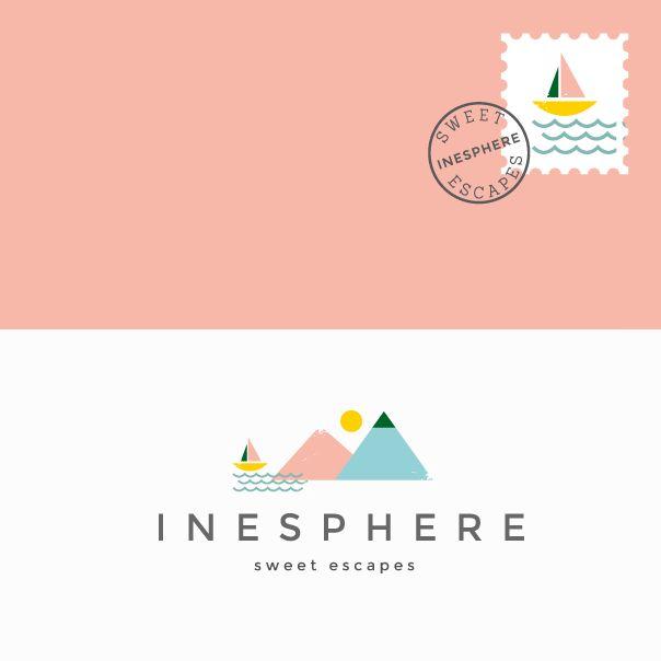 Asia Pietrzyk / Inesphere branding