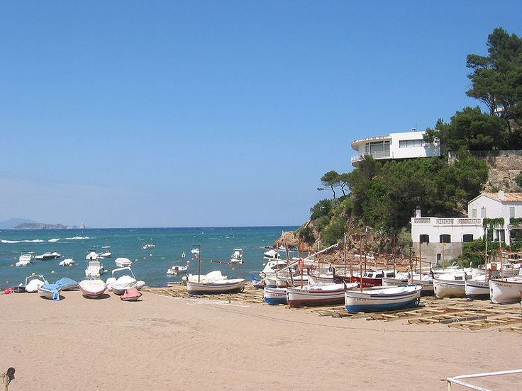 Sa Riera: our favourite bay on the Costa  Brava with a charming authentic and nautic feel