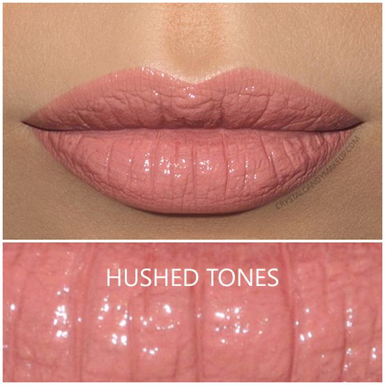 Shiseido Rouge Rouge lipstick in Hushed Tones, review and swatch | Buy it here : http://rstyle.me/~9xCeT