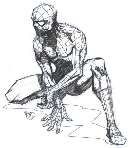 Spider-man 0330 by ~EJ-Su on deviantART