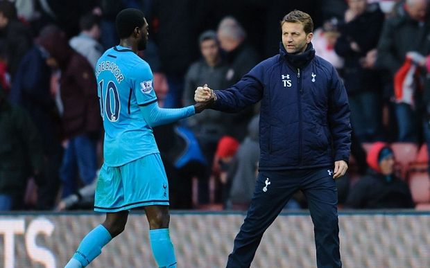 Ray Wilkins hoping Aston Villa can sign Tottenham Hotspur striker Emmanuel