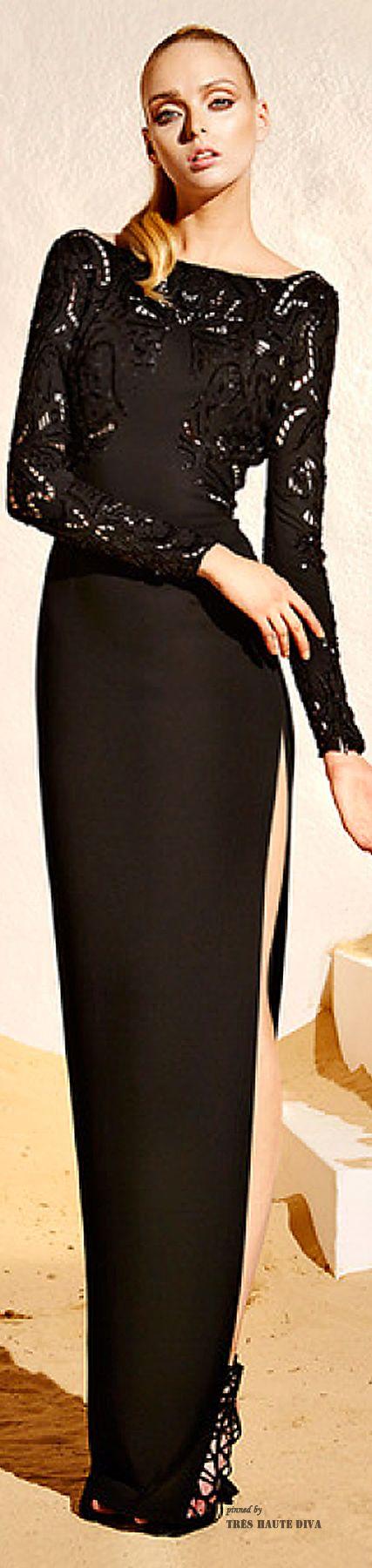 The Millionairess of Pennsylvania:  Stunning wardrobe of Zuhair Murad gowns Resort 2015