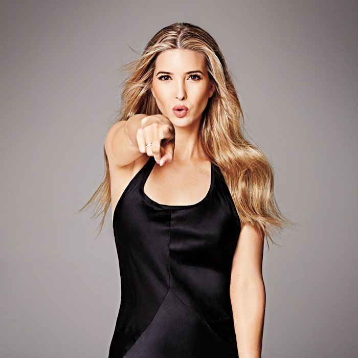 Business mogul Ivanka Trump didn't wait four months after giving birth to her son Joseph before she slipped back into her skinny jeans and got back to work. Her secret? Trump attributes her 30-pound