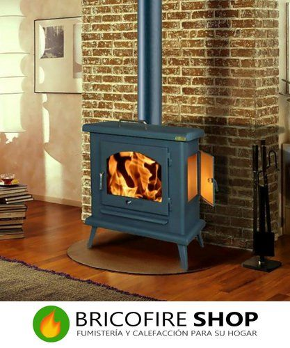Mejores 40 im genes de estufas de le a wood stove en - Estufas de pellets fabricadas en espana ...