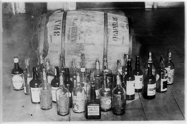 In the 1920s The government banned alcohol. Forcing people to illegally deal alcohol and one of the ways they did that was to do it illegally. 2 businessmen from montreal in 1924 were trafficking whiskey down to the US. They were making a lot of profit so they merged with the company seagram and sons to make the largest distillery in the world at the time.