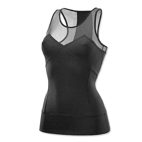 Divergent Inspired Workout Gear - Adidas by Stella McCartney Tank from #InStyle