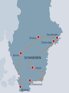Fjell und Fjord: Schweden für Einsteiger - fjell-und-fjord.de