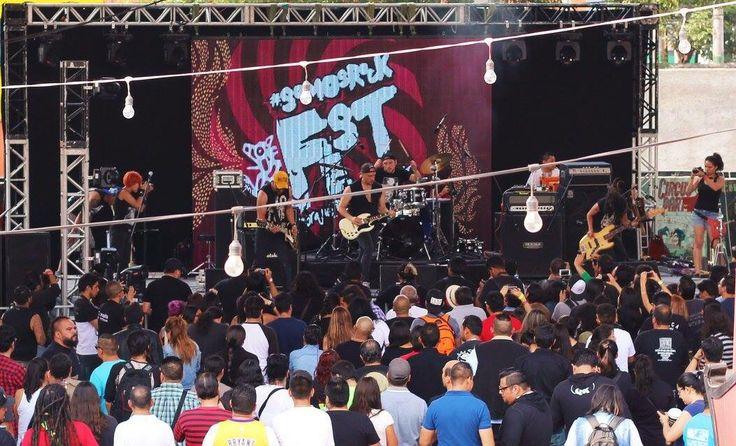 #SomosRockFST #Motor Rock mexicano 21.05.16 @ Carpa Astros, CDMX.