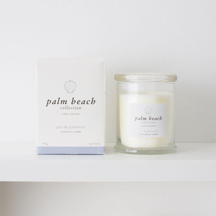 Palm Beach Collection - Pear & Cinnamon Candle