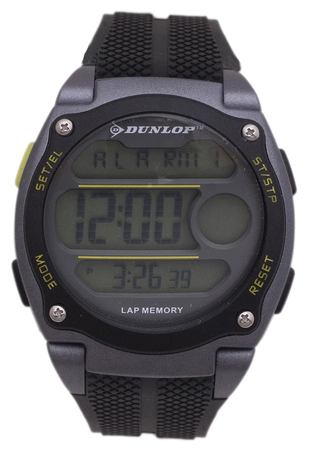Price:$23.19 #watches Dunlop DUN-70-G01, This Dunlop timepiece is designed for the sporty Men. It's size and multiple functions make it a great value.
