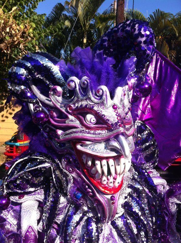 Los Bufones, Carnaval Vegano 2013. Diablo cojuelo
