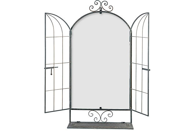 Arch Mirror from Provencal Marketplace on OneKingsLane.com