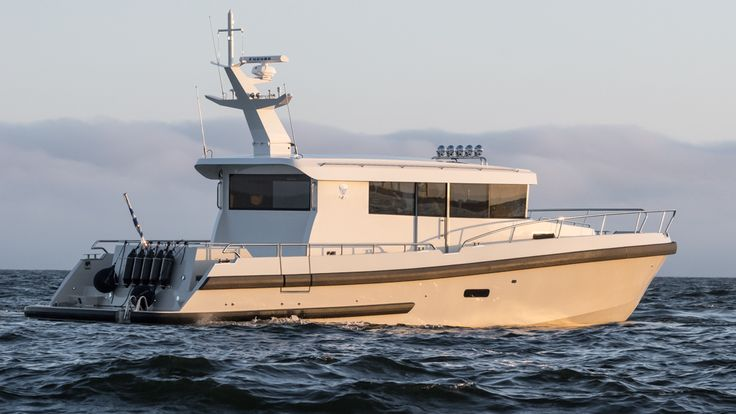 Brizo Yachts Luxury Aluminium Boats - For Sale