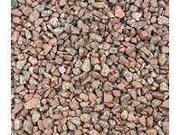 Granit-Splitt Rot 5 mm - 8 mm 15 kg/ Sack