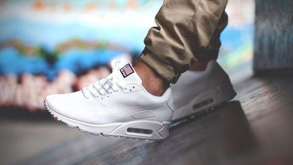 Nike Air Max Hyperfuse Blancas