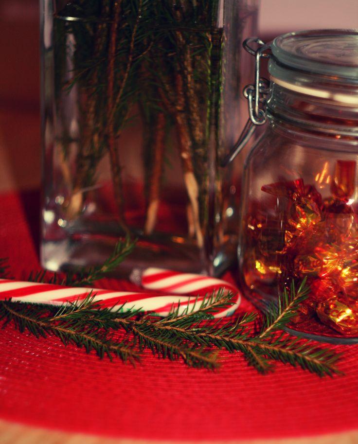 Новый год. Рождественский леденец