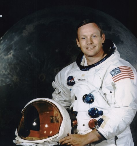 Remembering the Life of Neil Armstrong Through Images