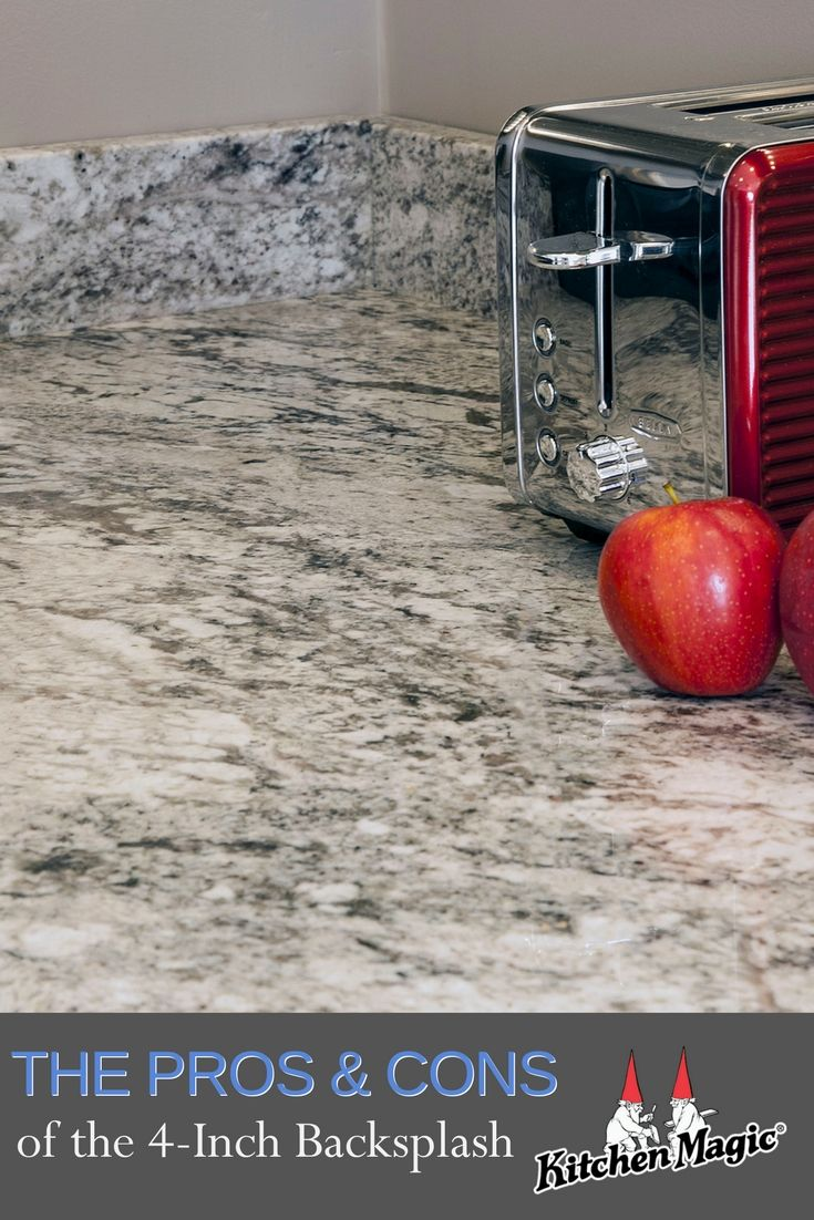 - The Pros, Cons And New Creative Uses For The 4-Inch Backsplash