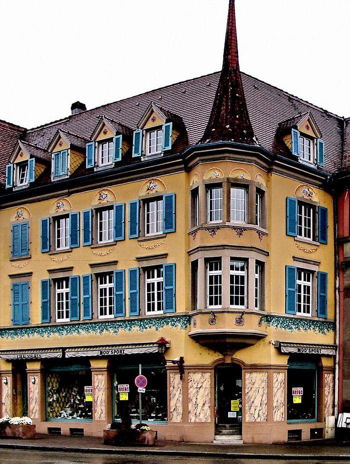 MUNSTER - ALSACE - Paysages de notre Belle France par Guy Peinturier