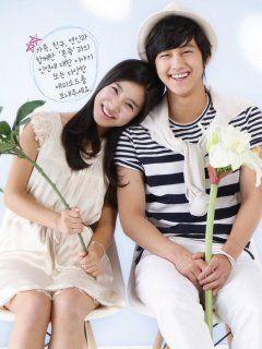 Dorama Boy before flower, i love this couple :)