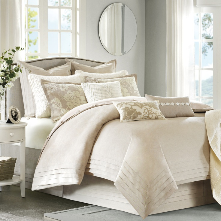 Hampton hill summit comforter set linens blankets and for House of hampton bedding