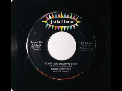 Bobby Comstock - Big Brown Eyes