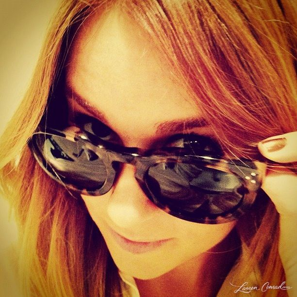 my favorite new sunglasses by celine laurenconrad