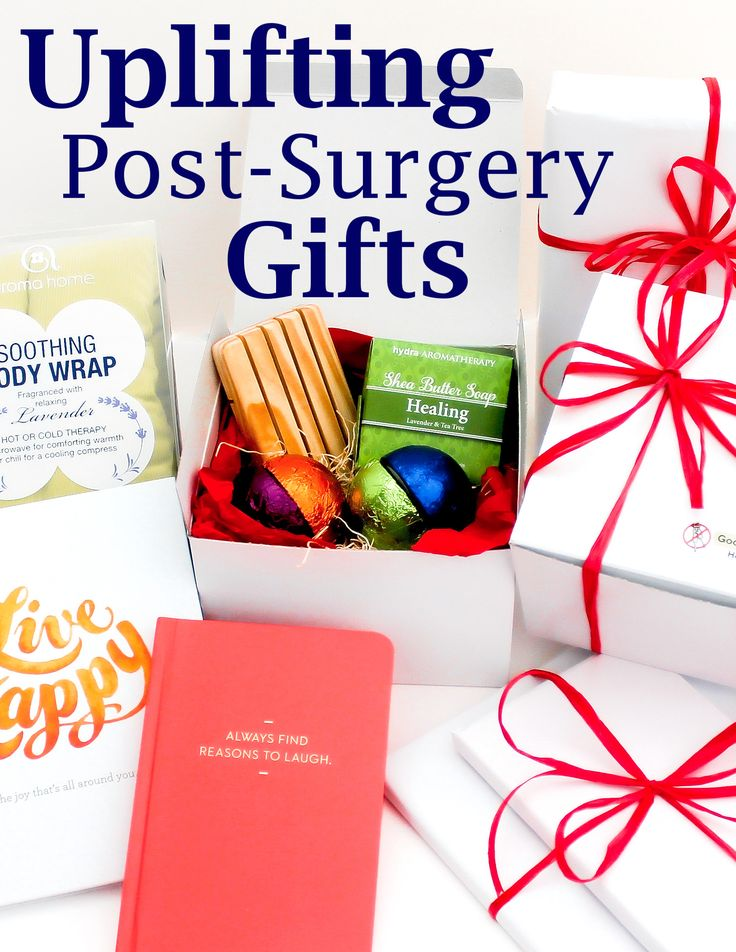 Introducing Goodbye Crutches Get-Well Gift Collection - Uplifting Post-Surgery Gift Delivery / After Surgery Gifts / #GetWell #Gifts