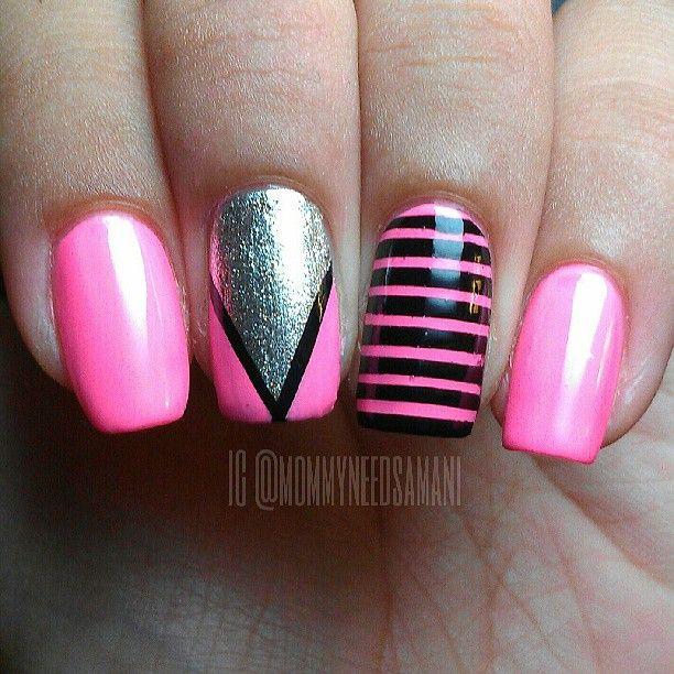 Instagram photo by mommyneedsamani  #nail #nails #nailart