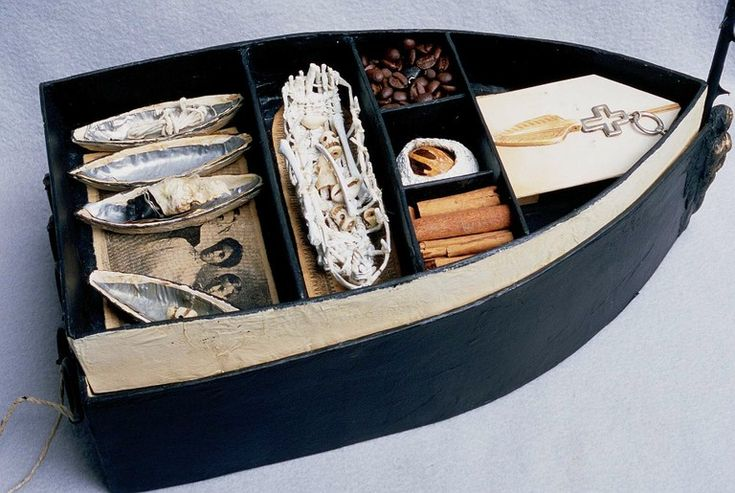 inga hunter Boat Box - Upper Level: Books Art Art Books, Artists Books, Artist'S Book, Wine Bottle