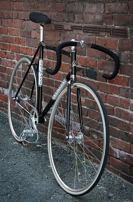 Colnago #bikes #fixie #fixed gear