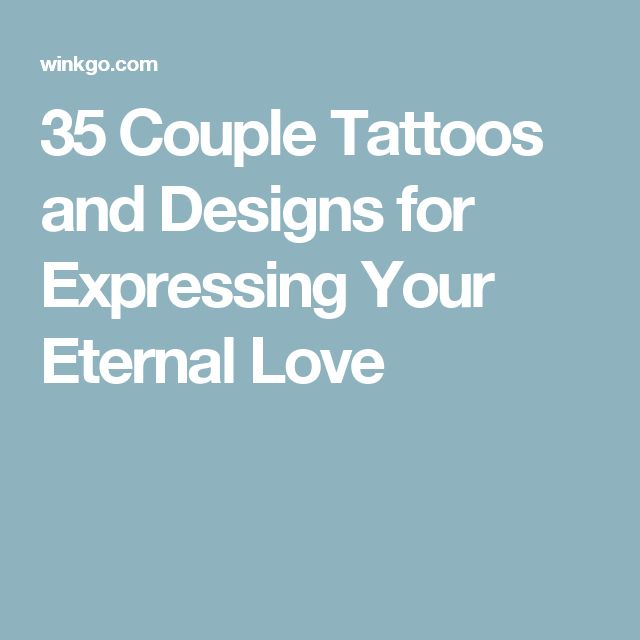 Quotes Love You For Eternity: 1000+ Ideas About Eternal Love Tattoo On Pinterest