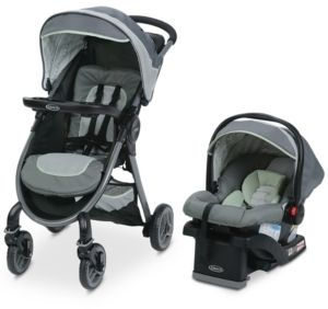 Graco Baby stroller and car seat set