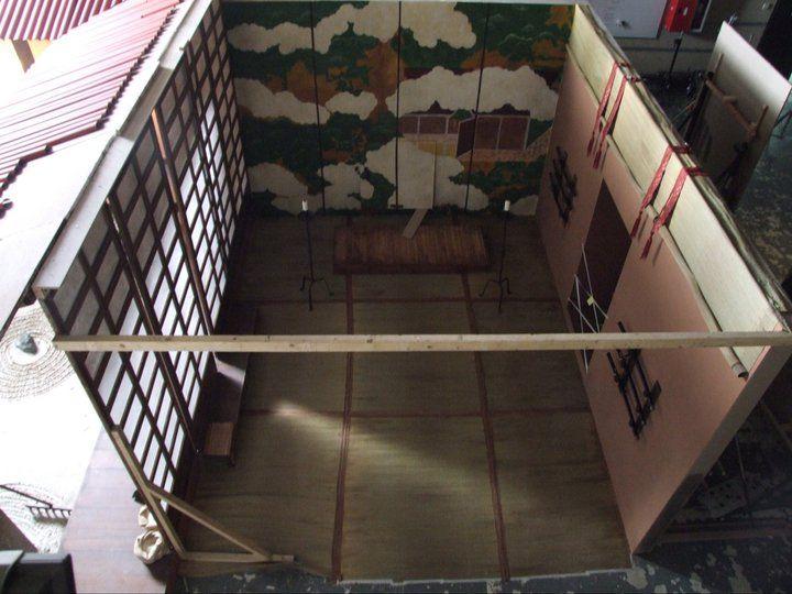 Salón principal cenital