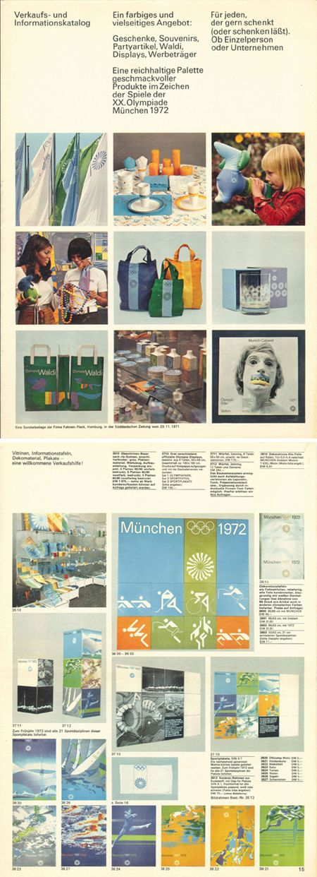 1972 Olympische Sommerspiele München, München 72, Deutsches grafikdesign, aesthetics, branding, german design, environmental graphics, graphic design, graphic identity, iconography, signage, wayfinding, Otl Aicher, Rolf Müller