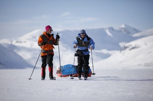 Eksterm Valdres utfordring for Jenny Skavlan og Daniel Franck