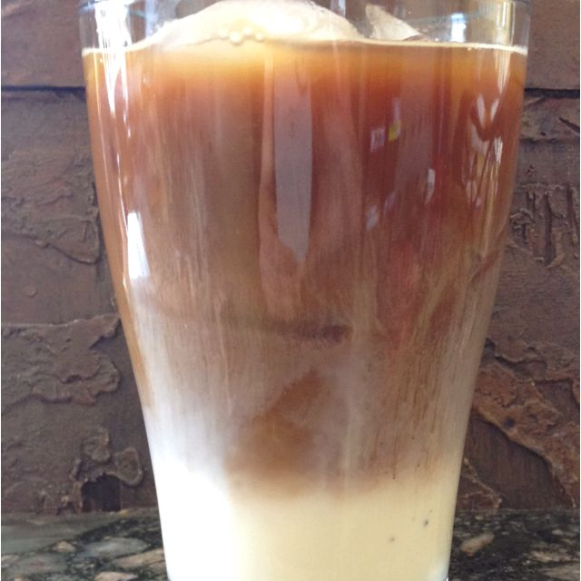 The ultimate diet aid- the slim-fast latte. Brew espresso and pour over ice. Top with vanilla slim fast. Delish!! Espresso curbs your appetite and the slim fast completes the meal.