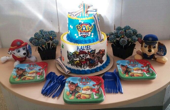 Kal'el's Birthday Cake