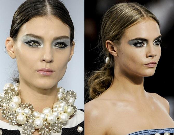 Chanel Makeup 2013
