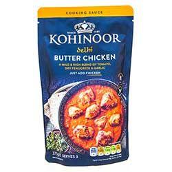 Delhi Butter Chicken Curry Sauce - Kohinoor - 375g