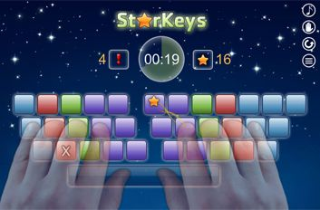 Kymmensormijärjestelmäpeli.
